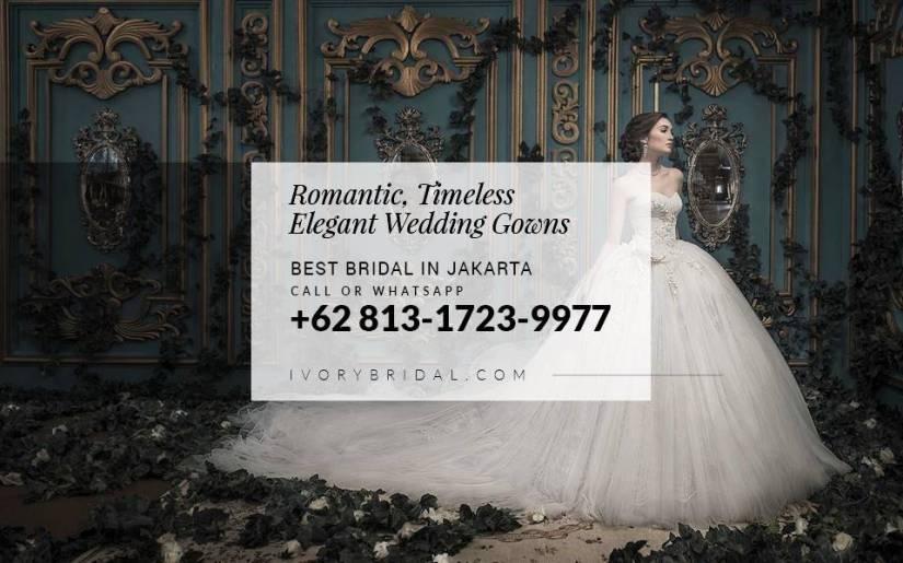 Gaun Bridal Jakarta Sewa Gaun Pengantin Bridal Dress Gambar Gaun